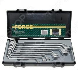 Набор ключей накидных Force F-5081S
