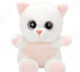 Мягкая игрушка Fluffy Family «Крошка Котенок белый»
