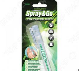 Очиститель рук SPRAY and GO SG 203