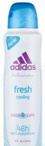 Дезодорант-спрей женский Adidas Cool&Care Fresh