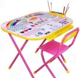 Набор складной детской мебели Дэми «Дошколенок. Блокнот»
