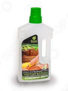 Средство моющее для бани и сауны Банные штучки «Чистая банька»