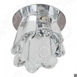 Светильник потолочный декоративный Эра DK46 CH/WH