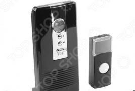 Звонок электрический беспроводной Светозар «Карат» 58074