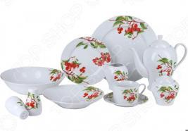 Набор столовой посуды «Вишневый сад»: 26 предметов