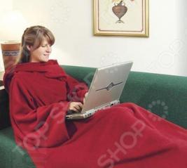 Одеяло с рукавами Bradex Уютная Зима