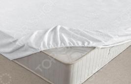 Простыня детская непромокаемая Ecotex AquaStop Flannel