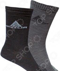 Комплект термоносков WoodLine Термобелье Wool
