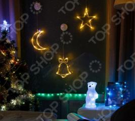 Комплект новогодних украшений Neon-Night «Спальня»