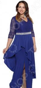 Платье Pretty Woman «Неделя моды». Цвет: васильковый