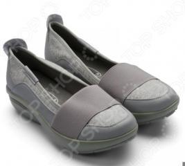 Балетки спортивные Walkmaxx Comfort 2.0. Цвет: серый