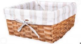 Корзинка плетеная Miolla QL400439