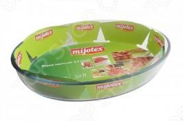 Форма для запекания овальная Mijotex PL
