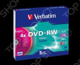 Набор дисков Verbatim 43563