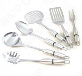 Набор кухонных принадлежностей Irit IRH-615 на подставке