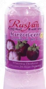 Дезодорант-стик для нормальной и чувствительной кожи Rasyan Crystal Mangosteens