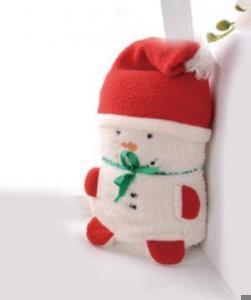 Полотенце-плед 31 век «Снеговик». В ассортименте
