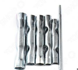 Набор ключей-трубок торцевых SPARTA с воротком