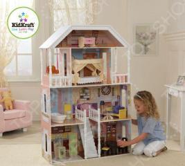 Кукольный дом с аксессуарами KidKraft «Саванна»