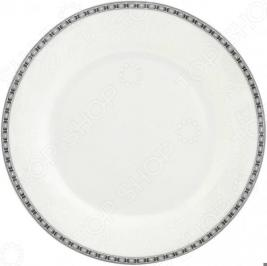 Тарелка десертная Esprado Arista White