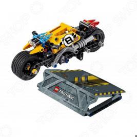 Конструктор-игрушка LEGO «Мотоцикл для трюков»