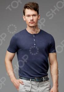 Джемпер мужской Milliner 1726201. Цвет: темно-синий