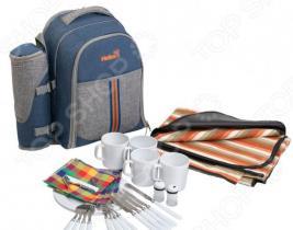 Набор посуды и принадлежностей для пикника Helios HS-904