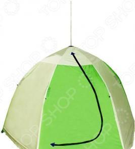 Палатка СТЭК двуместная брезентовая. В ассортименте