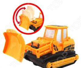 Машинка инерционная 1 Toy Т59598