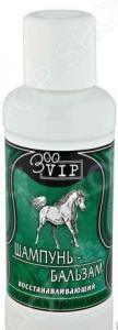 Шампунь-бальзам для лошадей ZooVIP восстанавливающий с дегтем и прополисом