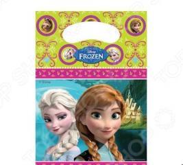 Набор подарочных пакетов Procos 82503 «Холодное сердце». Количество: 6 предметов