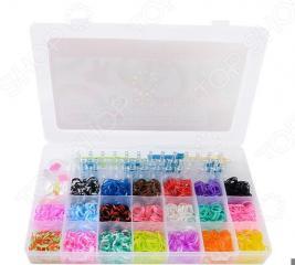Набор резиночек для плетения Color Kit RZ2