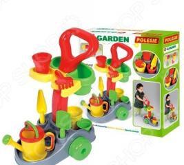 Набор для игры в песочнице POLESIE «Садовник»