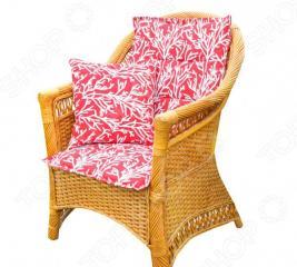 Подушка на стул со спинкой Kauffort Corals