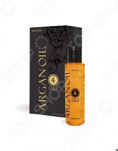 Концентрат для восстановления и защиты волос Kativa Argana «4 масла»