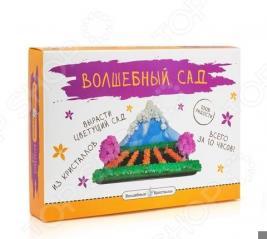 Набор для выращивания Волшебные кристаллы «Сад»