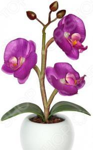 Светильник светодиодный «Волшебная орхидея». Цвет: фиолетовый