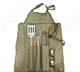 Набор для пикника BOYSCOUT в сумке-фартуке