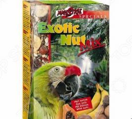 Корм для попугаев крупных размеров Versele-Laga Exotic Nuts
