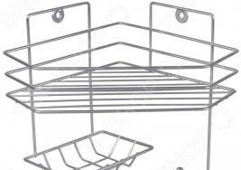 Полка для ванны угловая Rosenberg RUS-385056-1